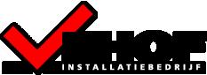 Logo Installatiebedrijf Vehof B.V.
