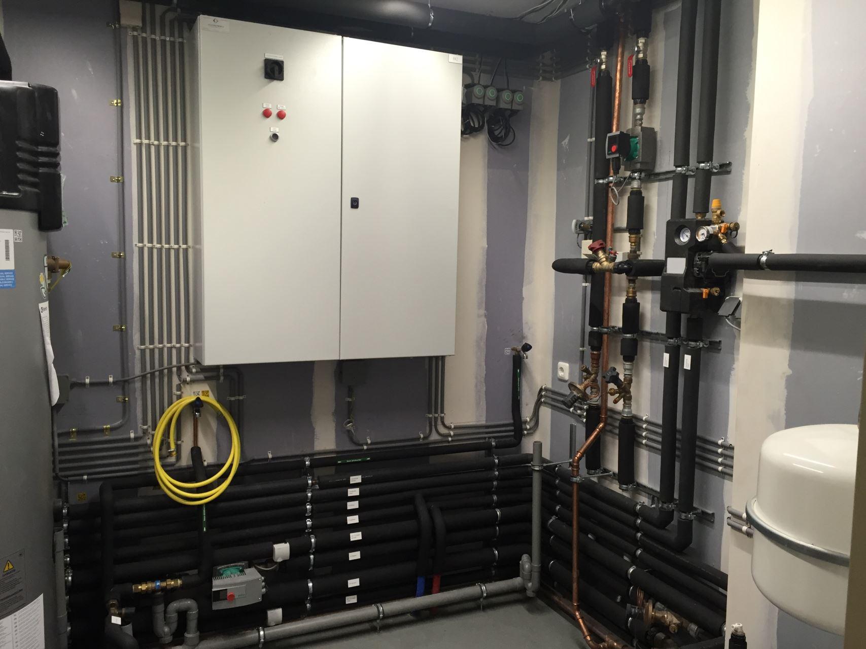 Installatiebedrijf Vehof%2C Leger des Heils%2C technische ruimte%2C Brakmanstraat 01