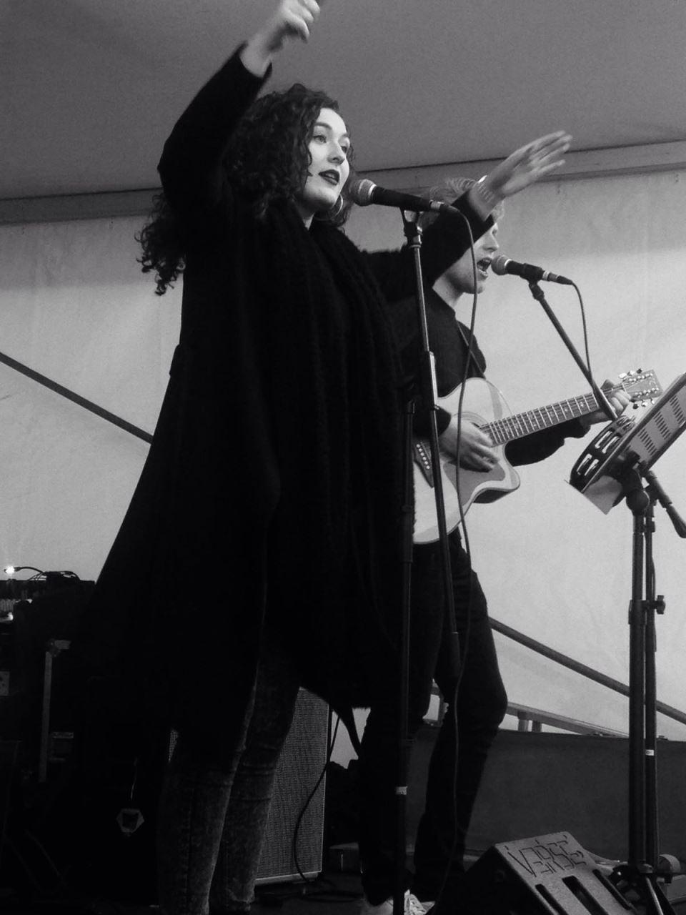 Maylissa_Row_muziek_bedrijfsfeest