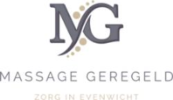 Logo Massage Geregeld
