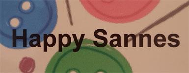 Logo Happy Sannes